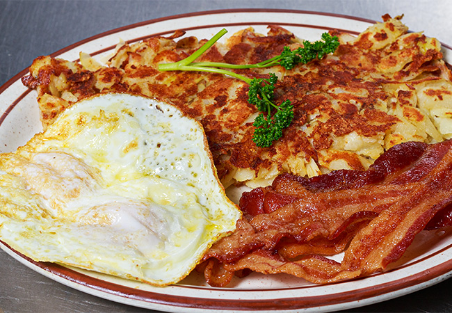 image of Bacon and Eggs