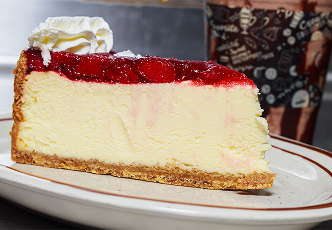 image of Strawberry Cheese Cake